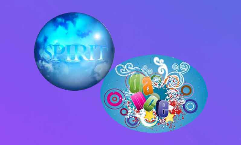 Spirit Dance Website Logo